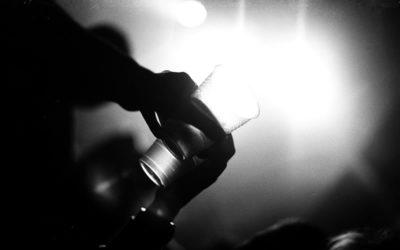 EMERGENCIA, sobredosis de alcohol «botellón»